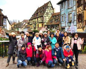 ทัวร์ยุโรป Beatiful Small Village 25 Nov – 3 Dec'17