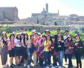 ทัวร์อิตาลี Romantic North Italy 24 May – 3 Jun'18