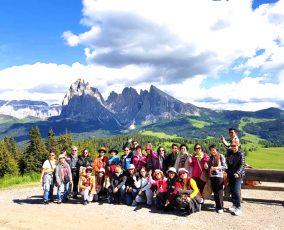 ทัวร์อิตาลี Romantic North Italy 7-17 Jun'18