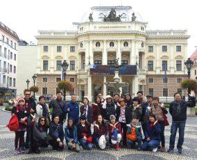 ทัวร์ยุโรป Best Of East Europe 14-23 Oct'16