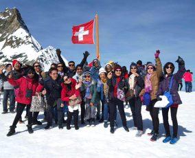 ทัวร์สวิตเซอร์แลนด์ Grand Swiss 17-24 May'17
