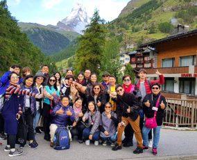 ทัวร์สวิตเซอร์แลนด์ Unseen Swiss 7-16 Jul'17