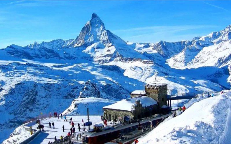 ทัวร์สวิตเซอร์แลนด์ WINTER GRAND SWITZERLAND