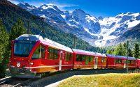 Bernina Express รถไฟสายโรแมนติก