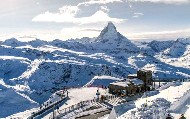 ทัวร์สวิตเซอร์แลนด์ Beautiful Switzerland