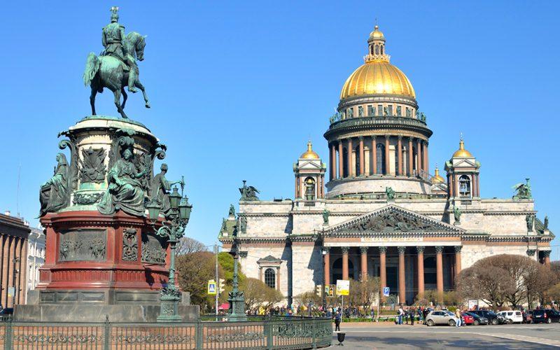 ทัวร์รัสเซีย (มอสโคว์ – เซนต์ปีเตอร์สเบิร์ก)