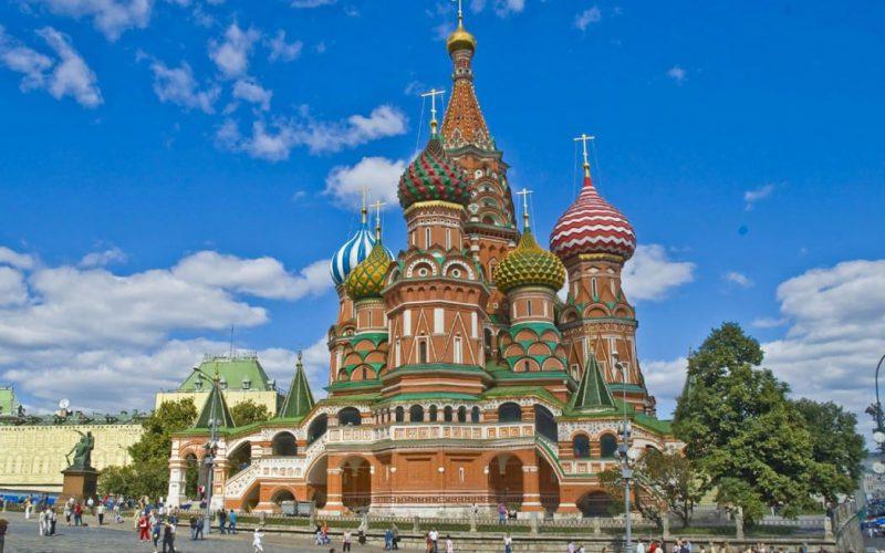 ทัวร์รัสเซีย (มอสโคว์ – เซนต์ปีเตอร์สเบิร์ก – ซาร์กอส)