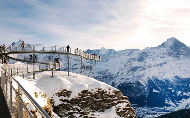 ทัวร์สวิตเซอร์แลนด์ Unseen Switzerland B (เน้น สถานที่เที่ยวใหม่ๆ)