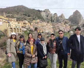 ฺBeautiful South Italy 9-19 Mar'19